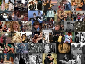 Love at the movies: A century of cinematic romance