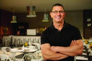 Robert Irvine of Restaurant Impossible'  No excuses'