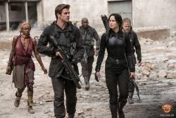Hungry for more – 'Mockingjay – Part I'