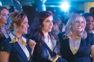 Voice change - 'Pitch Perfect 3'