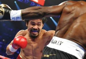 Bradley scores decision win over Pacquiao