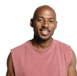 The animated Romany Malco
