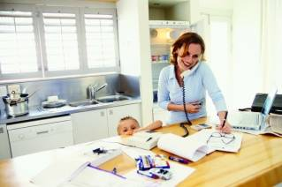 Tips for being a businessmom
