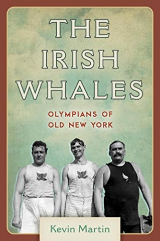 Throwing away their shots (and hammers) – 'The Irish Whales'