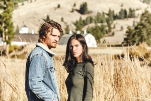 Actor Luke Grimes shares his 'Yellowstone' experience