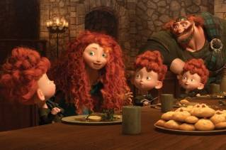 Brave' - Pixar's first heroine gets weak story