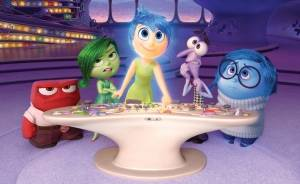 Inside Out' is an emotional roller coaster