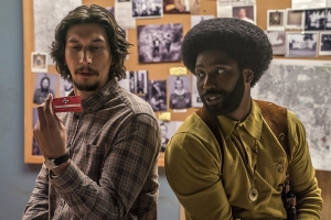 'BlacKkKlansman' goes under the hood