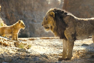 'The Lion King' a dull roar