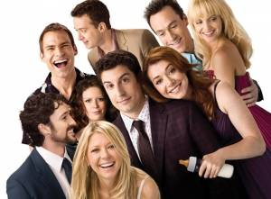 Getting together with American Reunion'