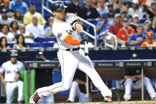 Giancarlo Stanton traded to Yankees