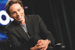 SNL's Chris Kattan on his memoir 'Baby Don't Hurt Me'