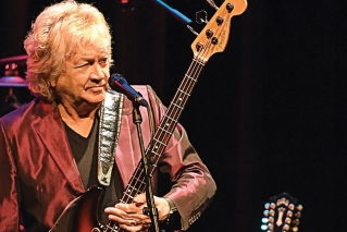 The Moody Blues' John Lodge talks US tour, 'Lost Chord' box set