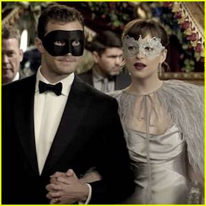 Spanks, but no spanks – 'Fifty Shades Darker'