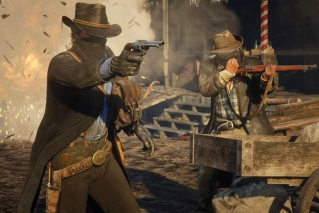 'Red Dead Redemption 2' hits the bullseye