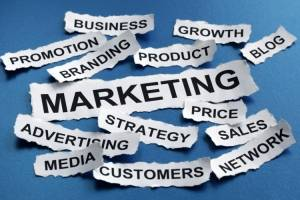 What is the job of a marketer?
