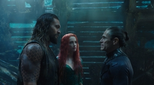 'Aquaman' works swimmingly