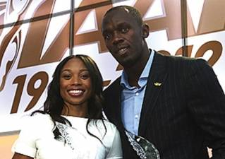 Bolt, Felix named IAAF World Athletes of the Year
