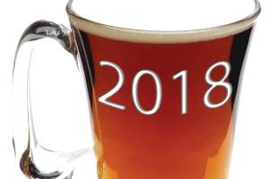 Three Pint Stance - New Beers Resolutions 2018