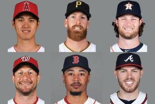 Clubhouse Leaders: MLB Awards Edition 2018