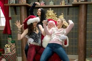 Yule regret 'A Bad Moms Christmas'