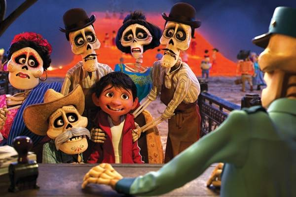 Pixar's 'Coco' brimming with life
