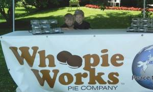 Young brothers open Whoopie Pie stand in Bangor