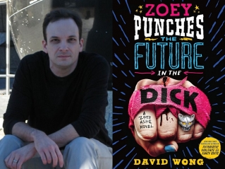 'Zoey Punches the Future in the D--k' a different sort of sci-fi