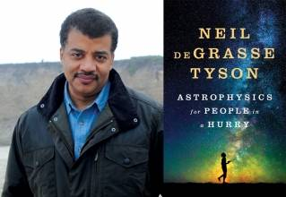 'Astrophysics for People in a Hurry'