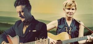 Acoustic evenings with Lyle Lovett & Shawn Colvin
