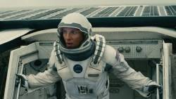Reaching for the stars – 'Interstellar'