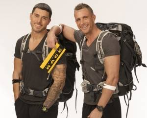 New Yorkers eliminated from 'Amazing Race'