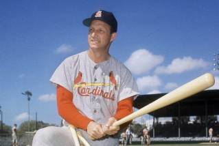 The passing of a great  Stan Musial