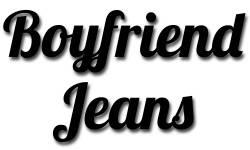 Boyfriend jeans a hit on the Milan runway
