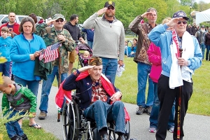 City of Old Town to honor veterans at sixth annual Memorial Day events