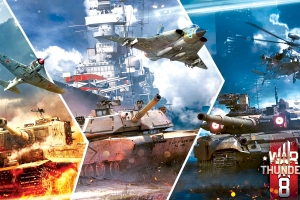 Weekly Time Waster - 'War Thunder'