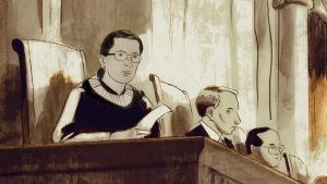 'Ruth – Justice Ginsburg in Her Own Words' looks at an American icon