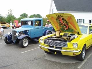 Orrington car show raises funds to heat area homes
