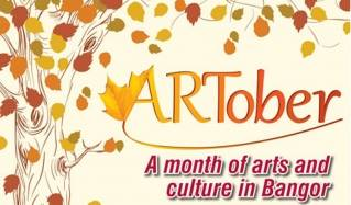 ARTober - A month of arts and culture in Bangor