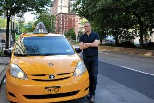 "Discovery Channel's Emmy-Award winning ""Cash Cab"" is back with a few updates after a five-year hiatus. Host Ben Bailey drives unsuspecting passengers to their destination while they answer increasingly difficult trivia questions for cash. New episodes air Sundays at 10 pm on Discovery."