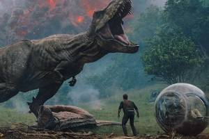 'Jurassic World: Fallen Kingdom' can't get up