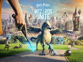 Weekly Time Waster - 'Harry Potter: Wizards Unite'