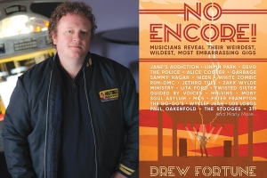 Musicians reveal their most embarrassing gigs ever in new book 'No Encore!'