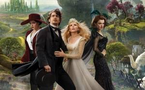 Yellow brick road revisited  Oz the Great and Powerful'