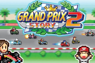 Weekly Time Waster - 'Grand Prix Story 2'