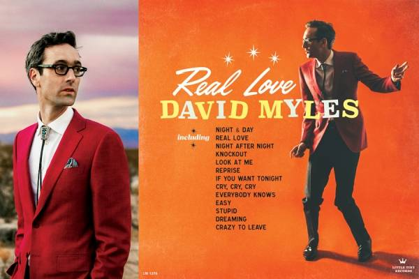 Why you need to hear this album: David Myles – 'Real Love'