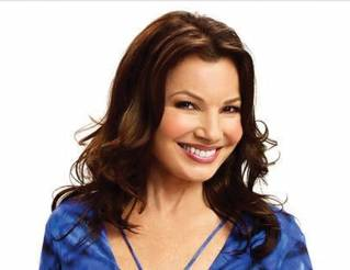 For Fran Drescher, art imitates life on Happily Divorced'