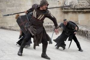 Great cast can't save 'Assassin's Creed'