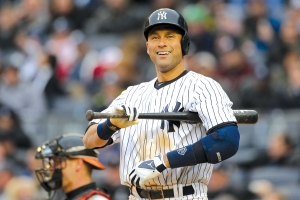 Derek Jeter leads the first-timers on this year's Hall of Fame ballot.