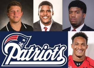 The newest New England Patriots